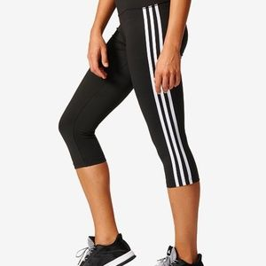 Adidas Design 2 Move ClimaLite Leggings Cropped